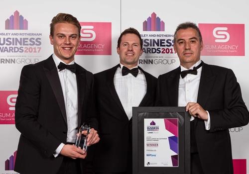Barnsley and Rotherham Business Awards 2017